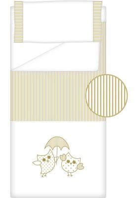 Prêt à Dormir Zippé Non-Extensible Coton et Piqué – Dpkes LOVERS sable