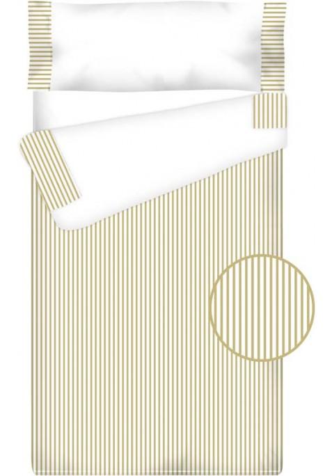 Prêt à Dormir Zippé et Extensible Coton et Piqué – RAYAS sable